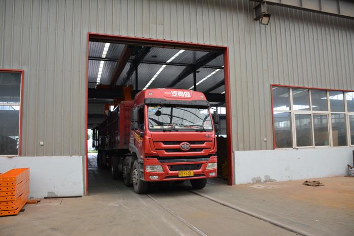 陕西长武矿业集团一月两次采购嵩阳煤机刮板输送机