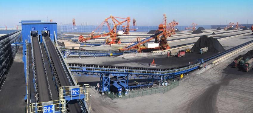 大倾角皮带式输送机在煤矿和矿山使用中存在的问题及解决方法