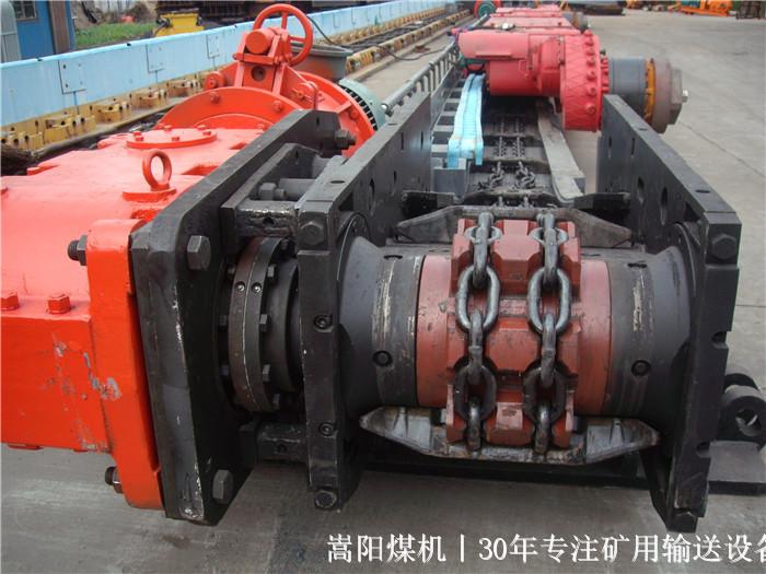 刮板输送机在井下薄煤层工作面的布置方式
