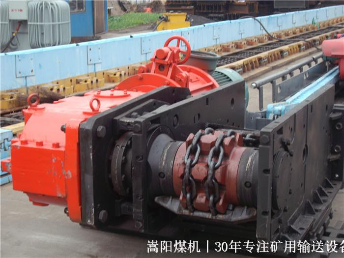 SGZ630/220型刮板输送机的设计原则