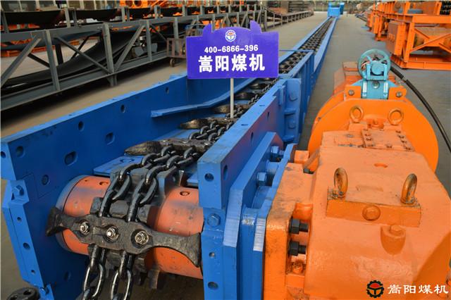 刮板输送机的优缺点分析 煤矿刮板输机的优势