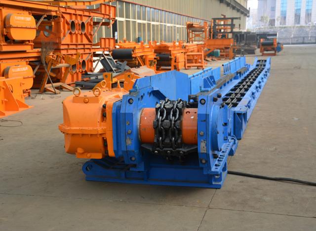 煤矿用刮板机厂家推荐嵩阳煤机