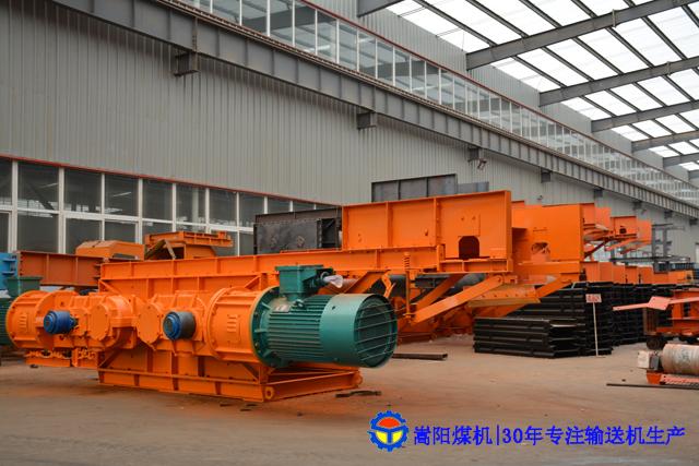 DTL80/40/2×40煤矿用带式输送机 嵩阳煤机