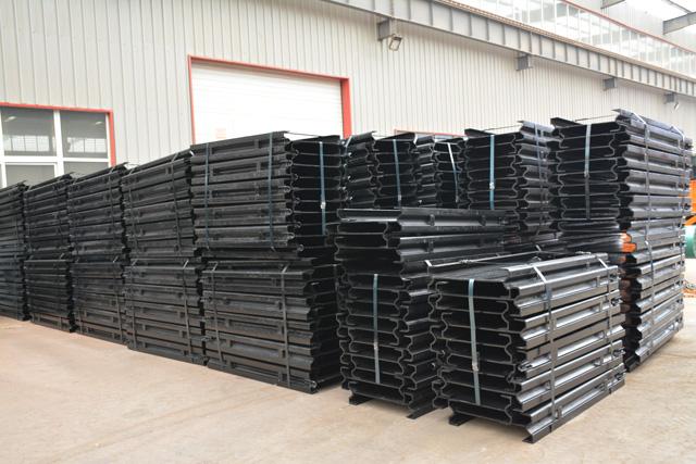 河南40T刮板机中部槽生产厂家|刮板机中部槽价格|嵩阳煤机