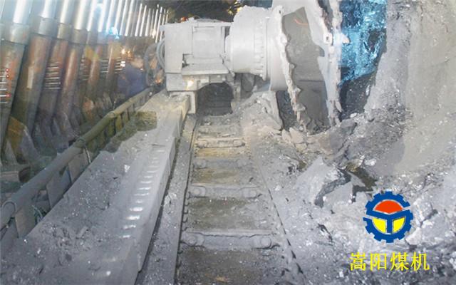 井下SGB系列刮板输送机