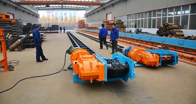 刮板输送机的日常维护丨煤矿刮板机使用过程中的检修丨嵩阳煤机