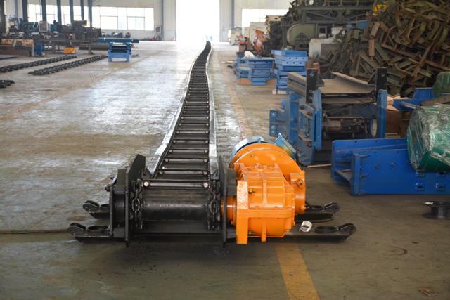 嵩阳煤机40T刮板输送机与其他厂家有什么不一样?