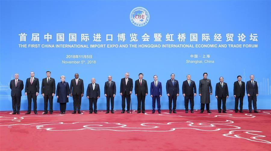 带式输送机厂家嵩阳煤机预祝首届中国国际进口博览会圆满成功