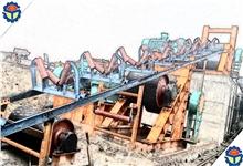 日暮煤机远丨风雪夜行人——韩城客户雪夜驾车来嵩阳煤机买皮带机