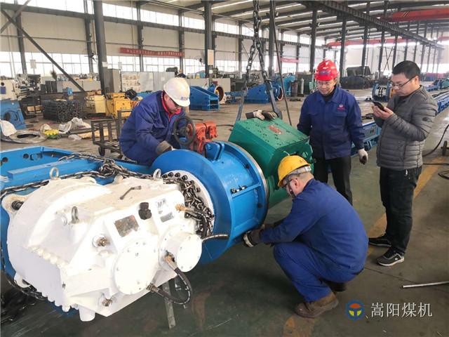 嵩阳煤机2019年因扩大生产拟在登封及周边招聘生产人员50名