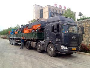 嵩阳煤机带式输送机助力黑龙江煤矿生产
