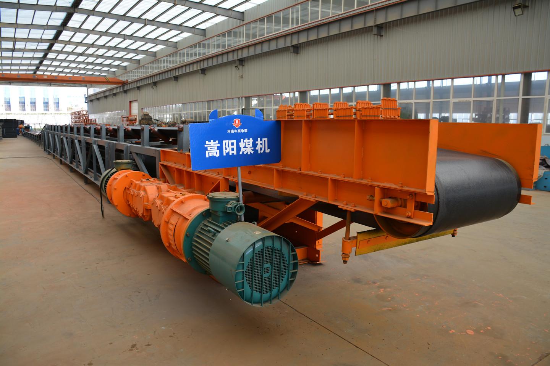 带式输送机输送带扭曲的预防丨嵩阳煤机技术
