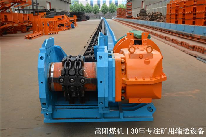 嵩阳煤机详解刮板输送机的日常维护工作