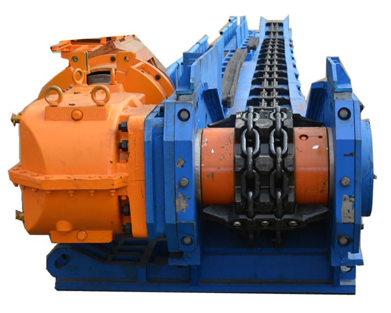 刮板输送机生产疑排单到2018年丨嵩阳煤机刮板机生产线告急
