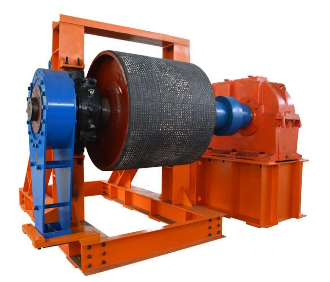 大倾角带式输送机工作原理结构丨煤矿井下大倾角皮带机输送机参数