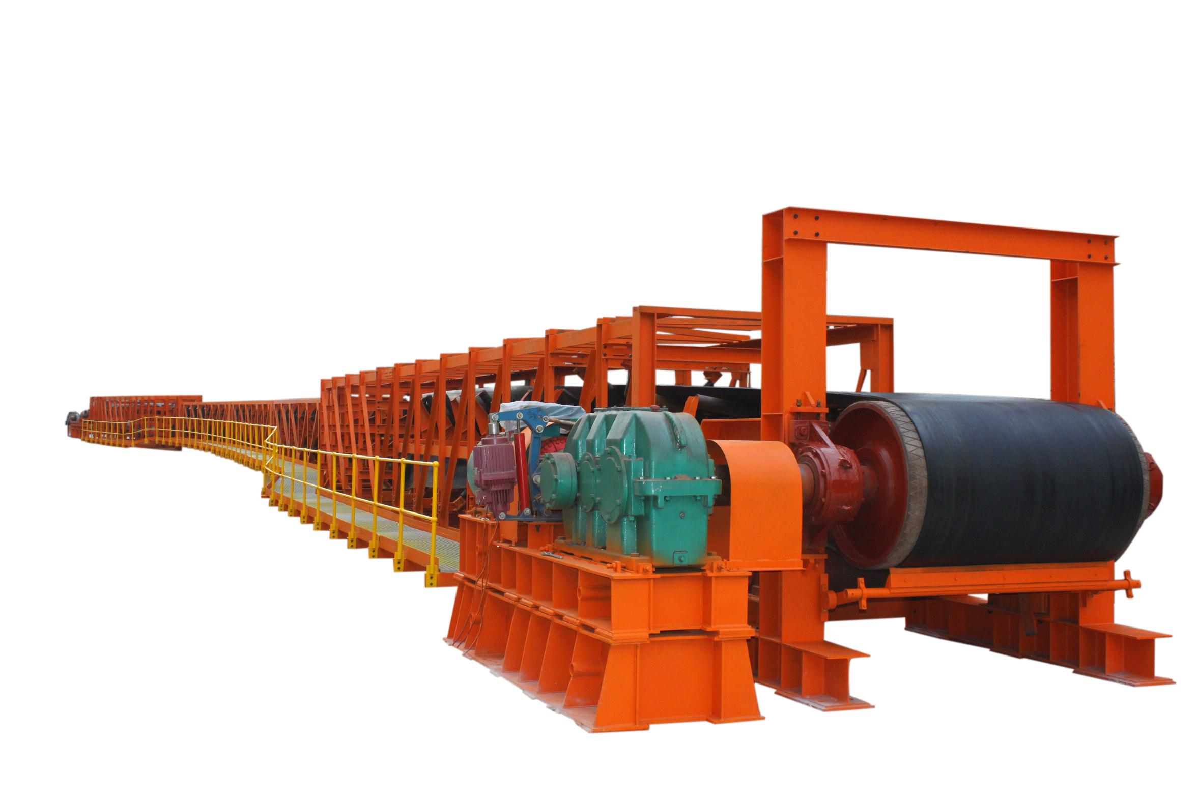 固定式皮带输送机_固定式带式输送机厂家_固定式皮带图片