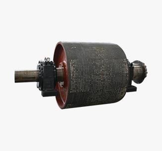 皮带机传动滚筒