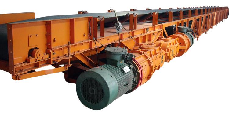 井下DSJ系列带式输送机