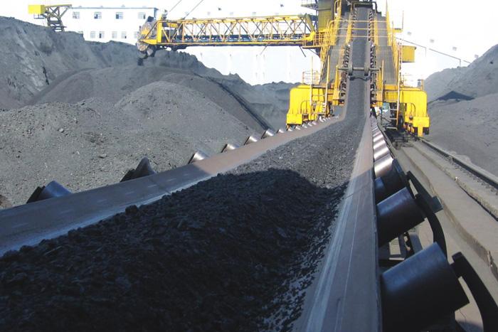 选煤厂皮带输送机