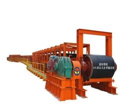 煤矸石皮带输送机